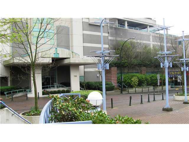 "Main Photo: 1303 728 PRINCESS Street in New Westminster: Uptown NW Condo for sale in ""PRINCESS TOWER"" : MLS®# V866820"