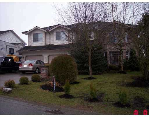 "Main Photo: 34650 SANDON Drive in Abbotsford: Abbotsford East House for sale in ""McMillan"" : MLS®# F2702025"