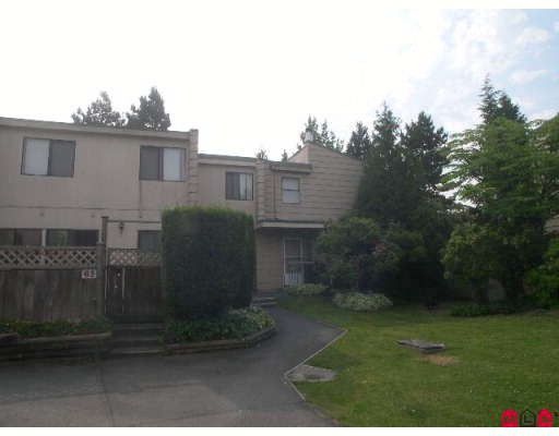 """Main Photo: 59 10535 153RD Street in Surrey: Guildford Townhouse for sale in """"Guildford Mews"""" (North Surrey)  : MLS®# F2820502"""
