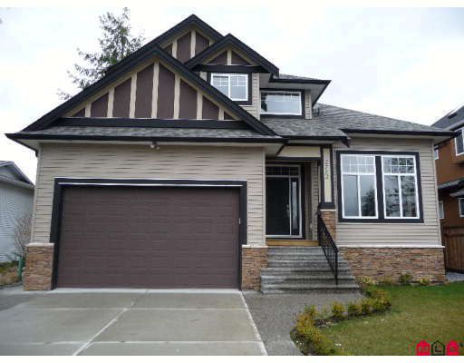 Main Photo: 2772 CAMBIE Street in Abbotsford: Aberdeen House for sale : MLS®# F2905172