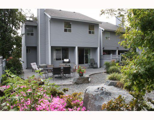 """Main Photo: 8201 VIVALDI Place in Vancouver: Champlain Heights Townhouse for sale in """"ASHLEIGH HEIGHTS"""" (Vancouver East)  : MLS®# V784567"""