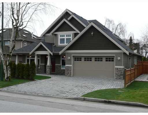 "Main Photo: 8831 FAIRDELL in Richmond: Seafair House for sale in ""SEAFAIR"" : MLS®# V747769"