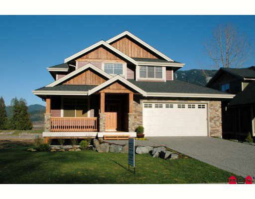"""Main Photo: 104 14500 MORRIS VALLEY Road in Mission: Lake Errock House for sale in """"EAGLE POINT"""" : MLS®# F2900856"""