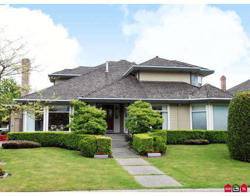 "Main Photo: 2196 148A Street in Surrey: Sunnyside Park Surrey House for sale in ""MERIDIAN BY THE SEA"" (South Surrey White Rock)  : MLS®# F2901818"