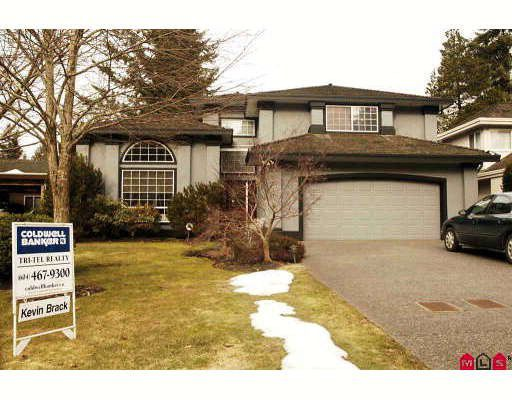 """Main Photo: 21119 43A Avenue in Langley: Brookswood Langley House for sale in """"CEDAR RIDGE"""" : MLS®# F2902516"""