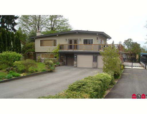 Main Photo: 9069 NASH Street in Langley: Fort Langley House for sale : MLS®# F2909840
