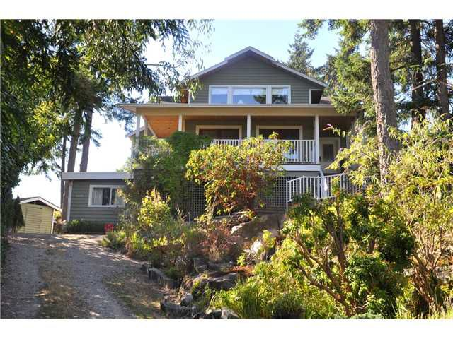 Main Photo: 5445 CARNABY Place in Sechelt: Sechelt District House for sale (Sunshine Coast)  : MLS®# V847584