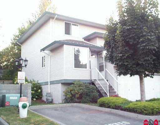 """Main Photo: 14 34332 MACLURE RD in Abbotsford: Central Abbotsford Townhouse for sale in """"IMMEL RIDGE"""" : MLS®# F2512728"""