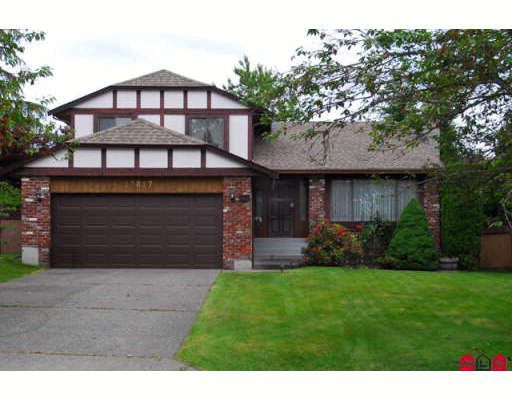"""Main Photo: 15817 101ST Avenue in Surrey: Guildford House for sale in """"Somerset"""" (North Surrey)  : MLS®# F2818550"""