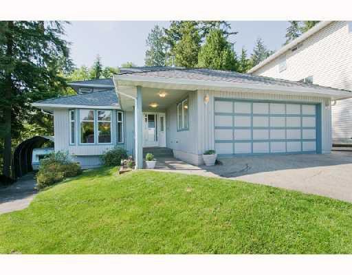"Main Photo: 2805 RAMBLER Way in Coquitlam: Scott Creek House for sale in ""SCOTT CREEK"" : MLS®# V735927"