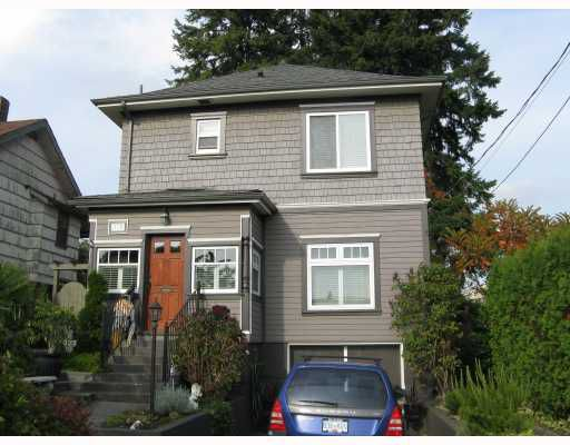 Main Photo: 315 ALBERTA Street in New_Westminster: Sapperton House for sale (New Westminster)  : MLS®# V761541