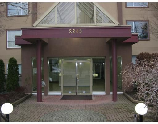 """Main Photo: 202 2285 PITT RIVER Road in Port Coquitlam: Central Pt Coquitlam Condo for sale in """"SHAUGHNESSY MANOR"""" : MLS®# V806242"""