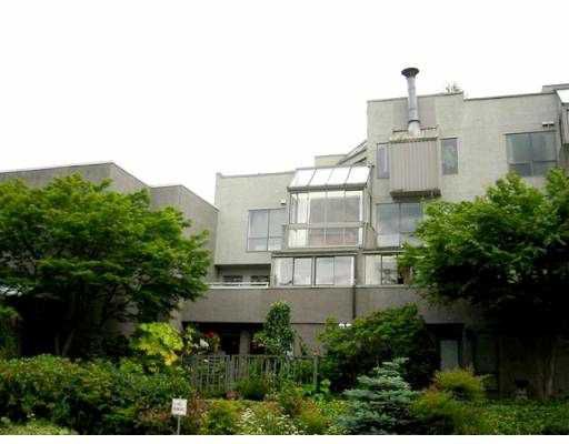 """Main Photo: 311 1477 FOUNTAIN WY in Vancouver: False Creek Condo for sale in """"FOUNTAIN TERRACE"""" (Vancouver West)  : MLS®# V562243"""