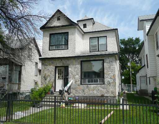 Main Photo: 441 MOUNTAIN Avenue in WINNIPEG: North End Residential for sale (North West Winnipeg)  : MLS®# 2811854