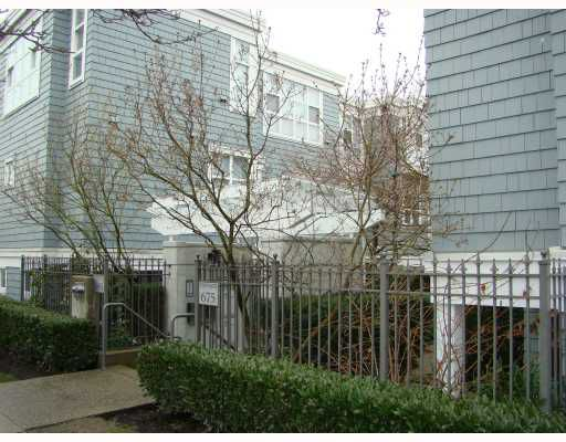 """Main Photo: 102 675 W 7TH Avenue in Vancouver: Fairview VW Condo for sale in """"THE IVY'S"""" (Vancouver West)  : MLS®# V758131"""