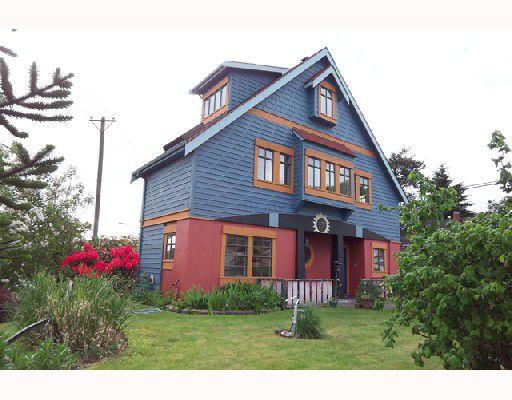 Main Photo: 2599 SEMLIN Drive in Vancouver: Grandview VE House 1/2 Duplex for sale (Vancouver East)  : MLS®# V741629