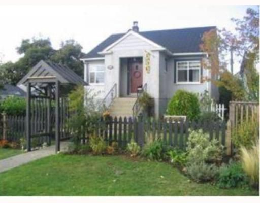 Main Photo: 795 KASLO Street in Vancouver: Renfrew VE House for sale (Vancouver East)  : MLS®# V752409