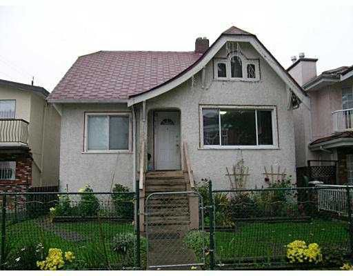 Main Photo: 4107 DUNDAS Street in Burnaby: Vancouver Heights House for sale (Burnaby North)  : MLS®# V760624