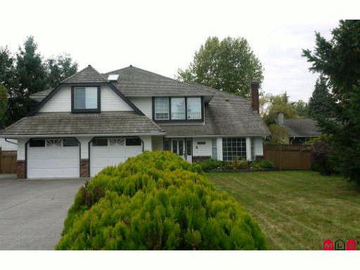 Main Photo: 20484 94B Avenue in Langley: Walnut Grove House for sale : MLS®# F2922836