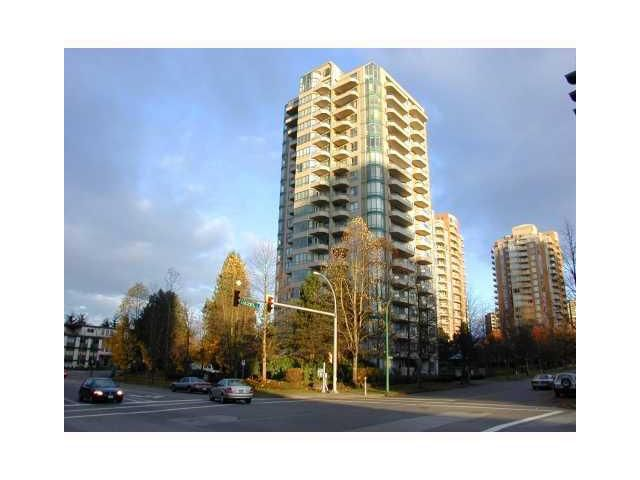 "Main Photo: 1704 4603 HAZEL Street in Burnaby: Forest Glen BS Condo for sale in ""CRYSTAL PLACE"" (Burnaby South)  : MLS®# V817223"