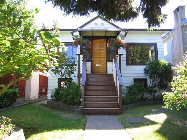 Main Photo: 824 SCOTT Street in New Westminster: The Heights NW House for sale : MLS®# V842212
