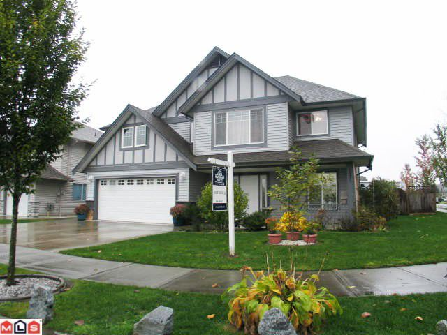 Main Photo: 3106 BRAKEMAN Street in Abbotsford: Aberdeen House for sale : MLS®# F1026538