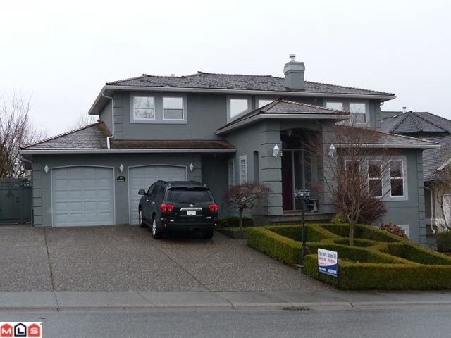 Main Photo: 3144 SWALLOW Place in Abbotsford: Abbotsford West House for sale : MLS®# F1101116