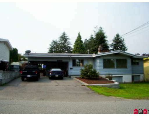 Main Photo: 32336 ALPINE Avenue in Abbotsford: Abbotsford West House for sale : MLS®# F2919043