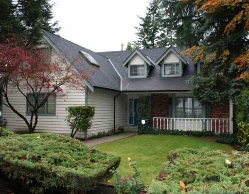 Main Photo: 942 DENNISON Avenue in Coquitlam: Coquitlam West House for sale : MLS®# V805674