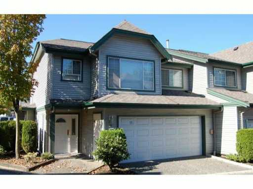 "Main Photo: 26 7465 MULBERRY Place in Burnaby: The Crest Townhouse for sale in ""SUNRIDGE"" (Burnaby East)  : MLS®# V851137"