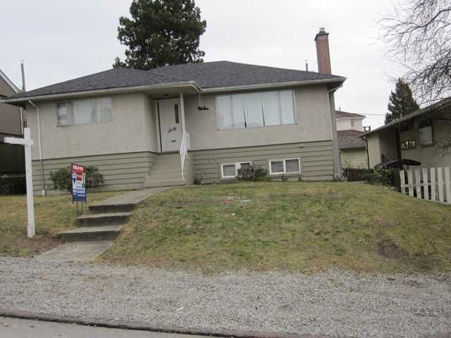 Main Photo: 60 N RANELAGH Avenue in Burnaby: Capitol Hill BN House for sale (Burnaby North)  : MLS®# V862630