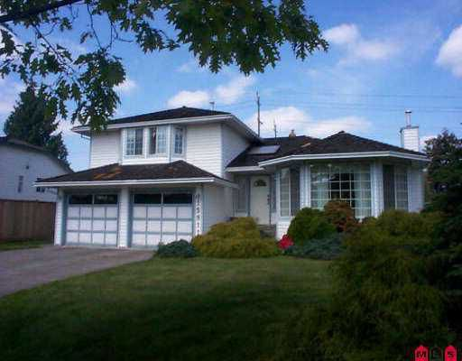 "Main Photo: 15811 95TH AV in Surrey: Fleetwood Tynehead House for sale in ""BelAir Estates"" : MLS®# F2510072"