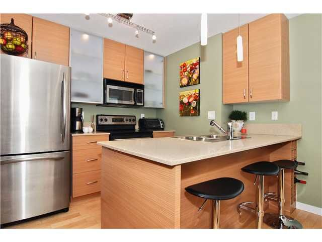 Main Photo: # 1501 928 HOMER ST in Vancouver: Condo for sale : MLS®# V832919