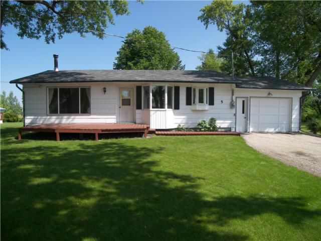 Main Photo: 5 River Avenue in STJEAN: Manitoba Other Residential for sale : MLS®# 1011952