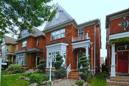 Main Photo: 7 Angus Meadow Drive in Markham: House (3-Storey) for sale (N11: LOCUST HIL)  : MLS®# N1949256