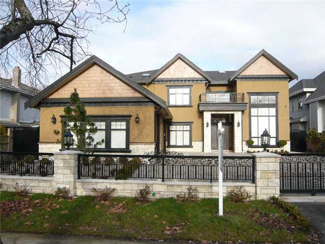 Main Photo: 4711 PENDLEBURY Road in Richmond: Boyd Park House for sale : MLS®# V862647