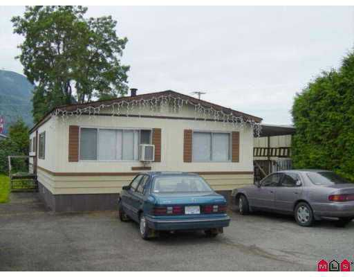 """Main Photo: 85 5742 UNSWORTH RD in Sardis: Vedder S Watson-Promontory Manufactured Home for sale in """"CEDAR GROVE PARK"""" (H70)  : MLS®# H2500347"""