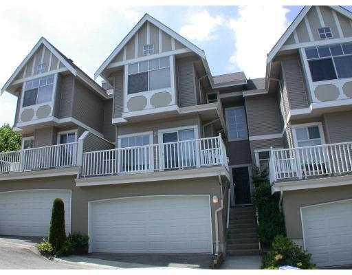"Main Photo: 43 7488 MULBERRY PL in Burnaby: The Crest Townhouse for sale in ""SIERRA RIDGE"" (Burnaby East)  : MLS®# V537332"
