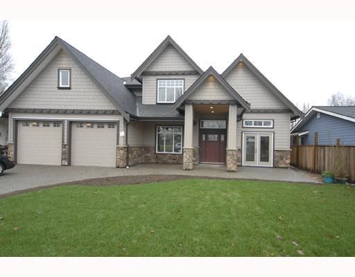 Main Photo: 3571 SPRINGFORD Avenue in Richmond: Steveston North House for sale : MLS®# V745604