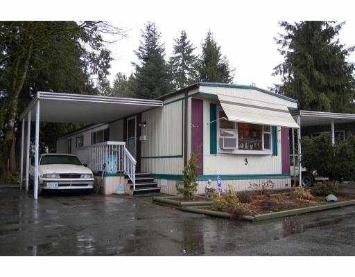 Main Photo: 21091 LOUGHEED Highway in Maple_Ridge: Southwest Maple Ridge Manufactured Home for sale (Maple Ridge)  : MLS®# V757657