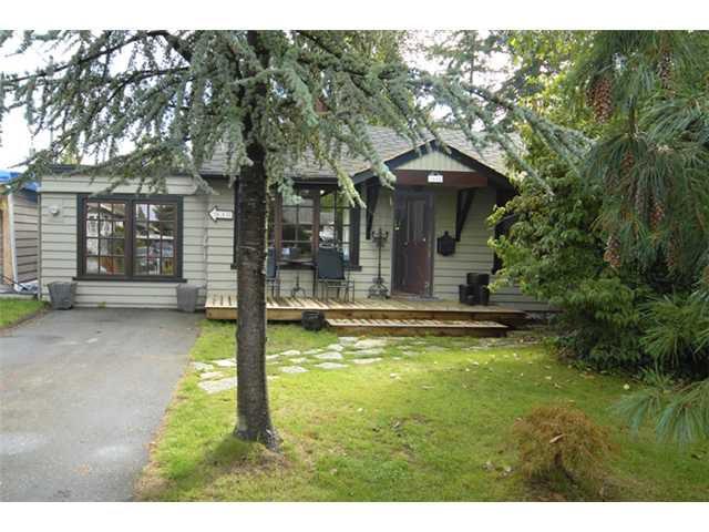 Main Photo: 1652 DUNCAN Drive in Tsawwassen: Beach Grove House for sale : MLS®# V850276