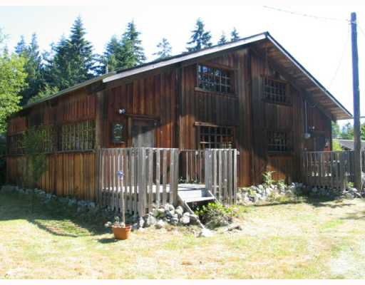 "Main Photo: 5734 NICKERSON Road in Sechelt: Sechelt District House for sale in ""West Sechelt"" (Sunshine Coast)  : MLS®# V774538"