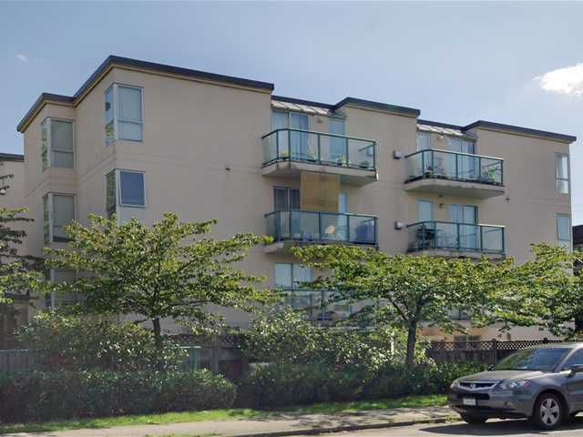 """Main Photo: 402 2212 OXFORD Street in Vancouver: Hastings Condo for sale in """"CITY VIEW PLACE"""" (Vancouver East)  : MLS®# V852955"""