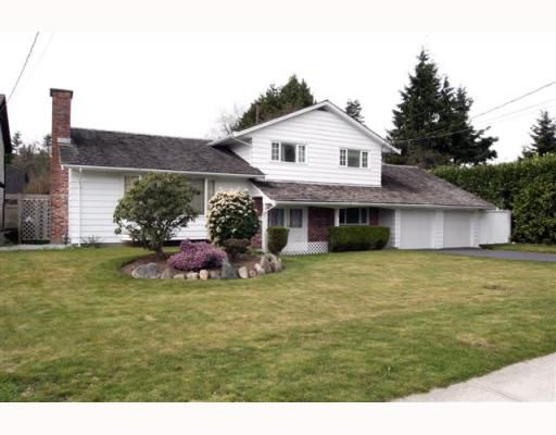"""Main Photo: 1309 52ND Street in Tsawwassen: Cliff Drive House for sale in """"CLIFF DRIVE"""" : MLS®# V761490"""