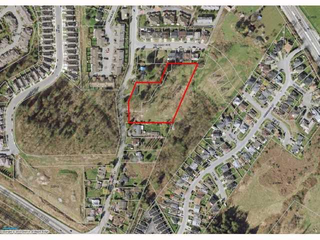 """Main Photo: 11384 BURNETT Street in Maple Ridge: East Central Home for sale in """"MAPLE CREEK MEWS"""" : MLS®# V817531"""