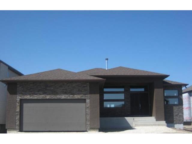 Main Photo: 91 Blue Sun Drive in WINNIPEG: Windsor Park / Southdale / Island Lakes Residential for sale (South East Winnipeg)  : MLS®# 1020811