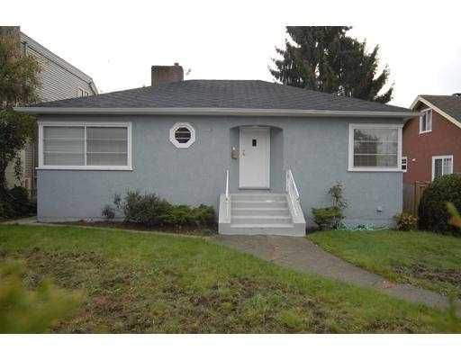 Main Photo: 2138 W 16TH Avenue in Vancouver: Arbutus House for sale (Vancouver West)  : MLS®# V741549