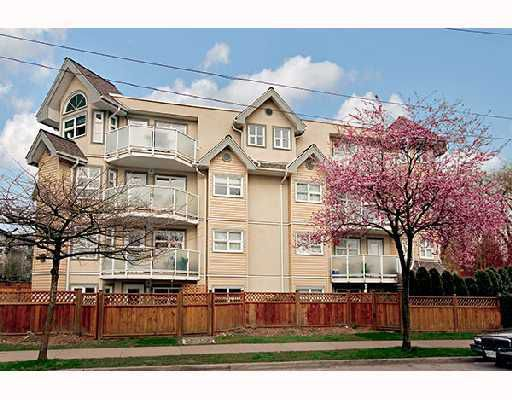 """Main Photo: 105 1515 E 6TH Avenue in Vancouver: Grandview VE Condo for sale in """"WOODLAND TERRACE"""" (Vancouver East)  : MLS®# V745517"""
