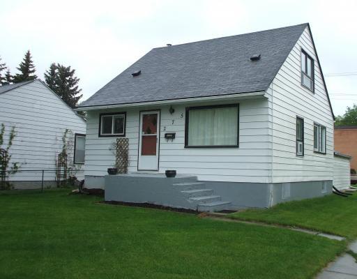 Main Photo: 275 DOLLARD Boulevard in WINNIPEG: St Boniface Residential for sale (South East Winnipeg)  : MLS®# 2910324