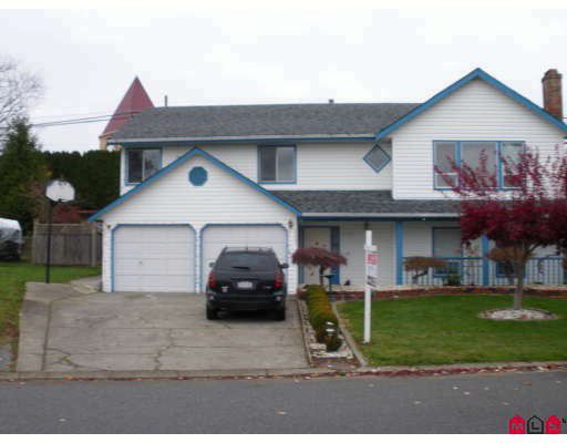 Main Photo: 31247 DEHAVILLAND Drive in Abbotsford: Abbotsford West House for sale : MLS®# F2831892